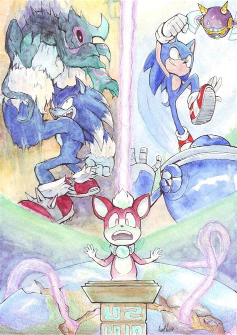 hope   sonic  coming   chip
