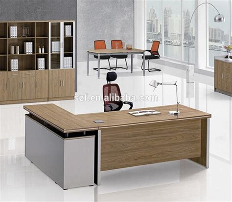 bureau of shipping abs china high quality luxury table l type office desk