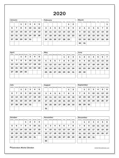 annual calendars ms michel zbinden en