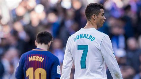 Lionel Messi vs. Cristiano Ronaldo in Champions League as ...