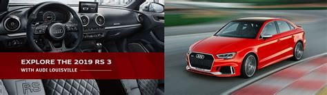 2019 audi rs 3 review specs price changes audi in louisville ky