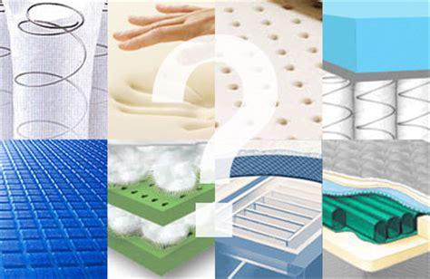 Miglior Tipo Di Materasso i tipi di materassi in commercio guida alla scelta migliore