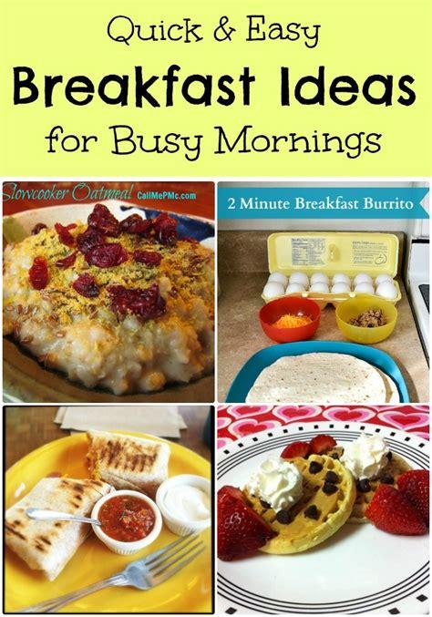 easy breakfast ideas easy breakfast ideas bing images