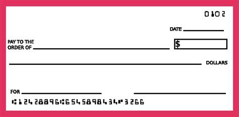 free blank check template pdf blank check template pdf hunecompany