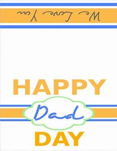The cutest Fathers Day printable cards - Our Thrifty Ideas