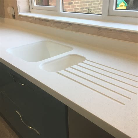New Staron Solid Surface  Colour Meteor  Gm Solid Surfaces