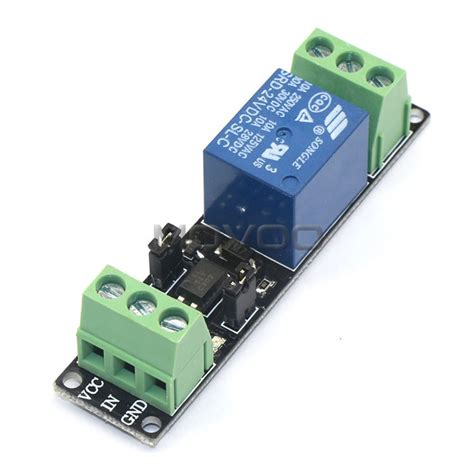 Relay Module Switch Low High Voltage Control