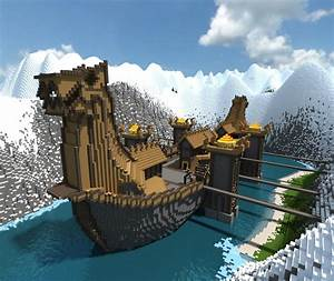 Featured Pictures: Cool Minecraft Creations (229/365 ...