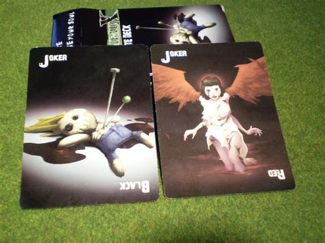 Malifaux Puppet Fate Deck by Anatoli S Room Malifaux Fate Deck Puppet Deck