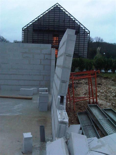 cuisine d ete en beton cellulaire délicieux construire une cuisine d ete 1 murs de beton