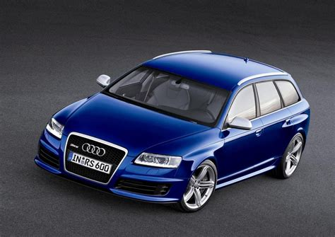 Audi Rs 6 C6 Top Speed by 2008 Audi Rs6 Avant Review Top Speed