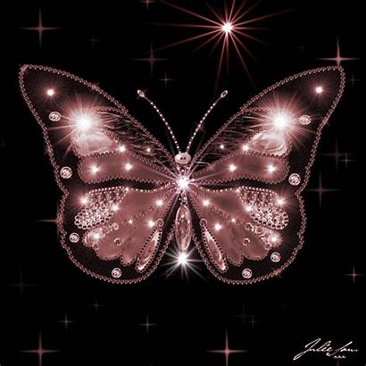 Butterfly Animated Colorful Sparkling Butterflies Sparkle Moving