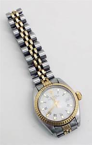 Rolex Oyster Perpetual Damen : rolex oyster perpetual date damenuhr uhr armbanduhr gold stahl automatik ebay ~ Frokenaadalensverden.com Haus und Dekorationen