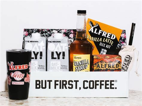 The santa cruz based roasters have quickly expanded to the palm tree lined streets of los angeles. Alfred Coffee Founder's Secrets to Launching a Subscription Service