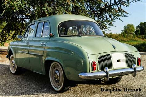 Renault Dauphine en Provence   Provence 7