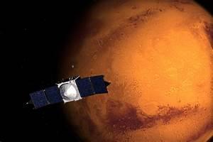 NASA Mars Mission, Led By CU-Boulder, Readies For Orbit | KUNC