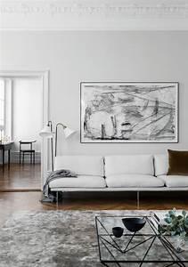 Minimalist Interior Design : swedish minimalist interior by liljencrantz design design visual ~ Markanthonyermac.com Haus und Dekorationen