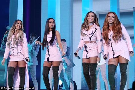 Little Mix suffer Twitter backlash after stripping off for ...