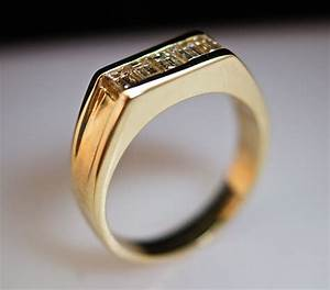 Antique mens wedding rings wedding ideas for Wedding gold rings for men
