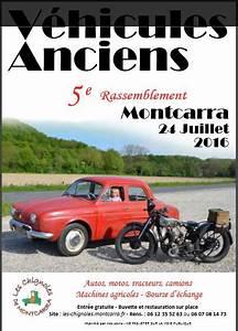 5e Rassemblement De V U00e9hicules Anciens  U00e0 Montcarra  U2013 The Motor Calendar