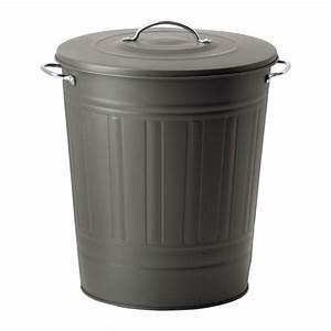 Poubelle Salle De Bain Ikea : knodd poubelle avec couvercle ikea ~ Dailycaller-alerts.com Idées de Décoration