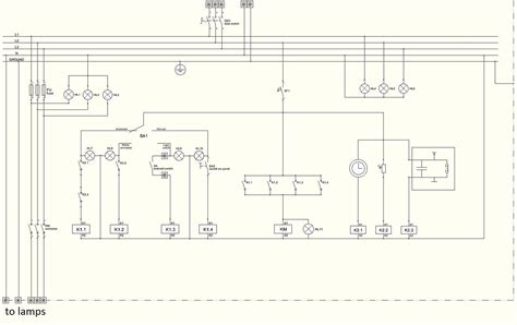 File Wiring Diagram Lighting Control Panel For Dummies