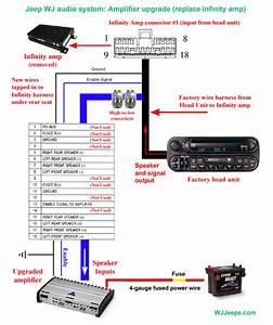 Channel Amp Wiring Diagram Car Amplifier Connections Pictures
