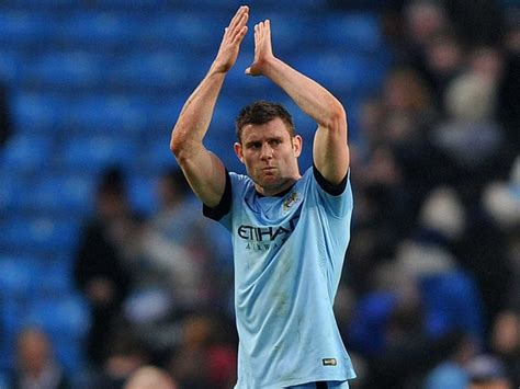 Manchester City Midfielder James Milner Agrees to Join ...