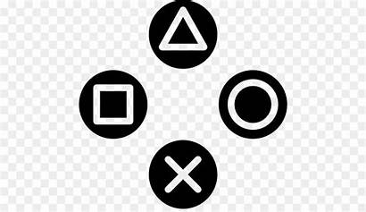 Playstation Buttons Clipart Clip Ps Button Icon
