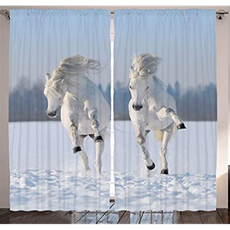 Horse Curtains for Bedroom: Amazon.com