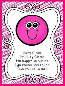 Color And Shape Poems By Teacher Twinkle Toes Teachers