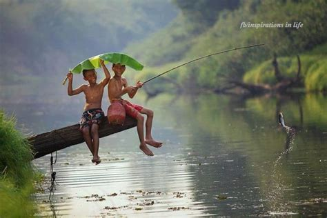 bellissima foto  due bambini  pesca pescareonlineit