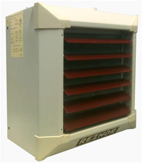 reznor ws btu hot water hydronic heater