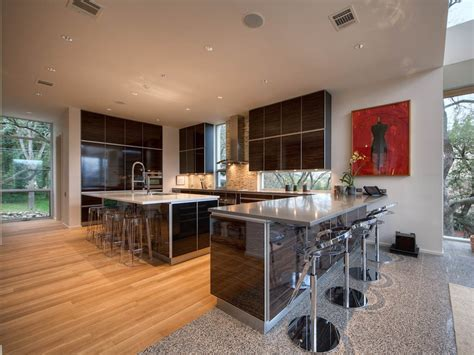 luxury contemporary kitchens small luxury modern kitchen design ideas 4 home ideas 3905