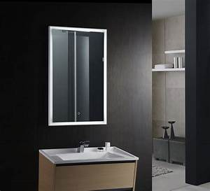 Led lighted bathroom vanity mirrors bathroom mirrors for Bathroom morrors