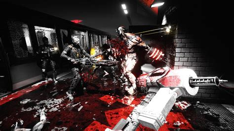 killing floor 2 free ps4 these new killing floor 2 screens are drenched in blood vg247