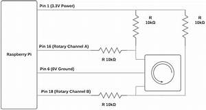 Raspberry Pi Hardware Interactions Part 2  U2013 Rotary Encoder