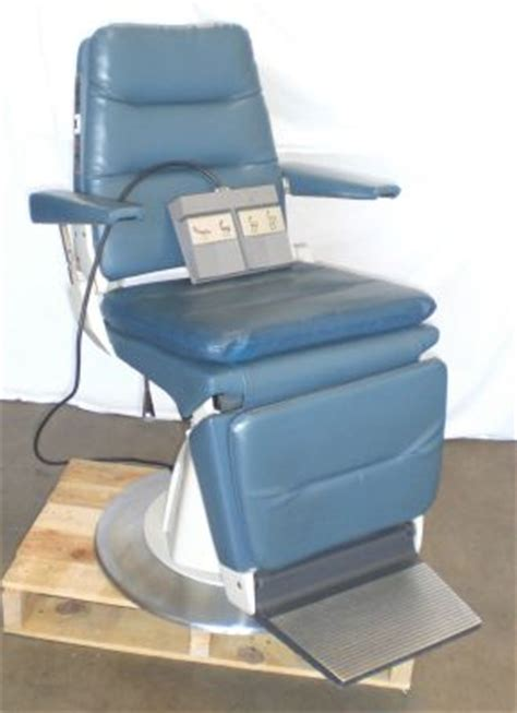 used reliance 980 hfc ent chair for sale dotmed listing