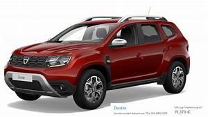 Dacia Duster Neuwagen Sofort Verfügbar : dacia duster als adventure sondermodell verf gbar ~ Kayakingforconservation.com Haus und Dekorationen