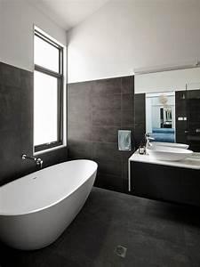 carrelage salle de bains et 7 tendances a suivre en 2015 With salle de bain anthracite