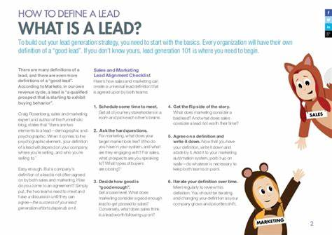 Leads A Defined Marketing Strategy_ how to define a lead