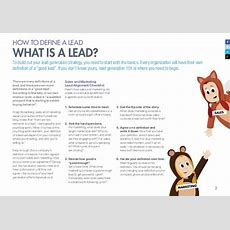 How To Define A Lead