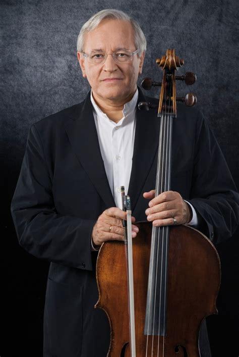 david geringas cello conductor short biography