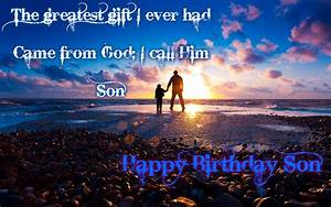 Best Birthday Wishes For Son On His Birthday Make He Happy