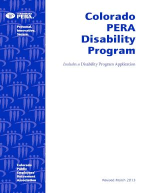 opers disability forms colorado pera disability fill online printable