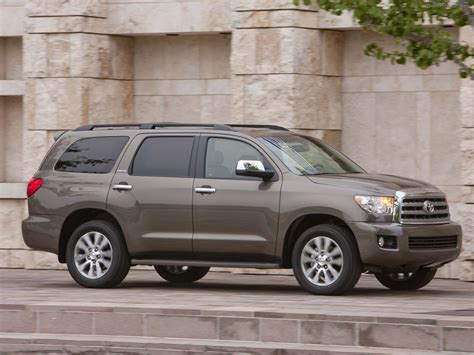 Toyota Sequoia 2018 Exotic Car Wallpapers 08 Of 34