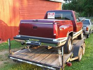 88 Chevy Short Bed Stepside Project For Sale