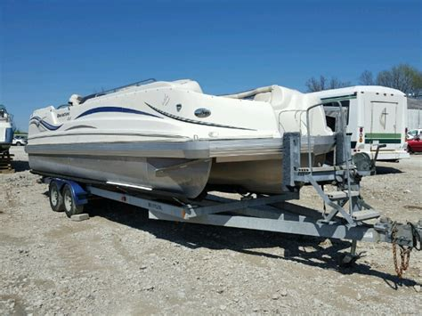 Boat Salvage Ky by Auto Auction Ended On Vin Bsv24078j203 2003 Jcmf Boat In