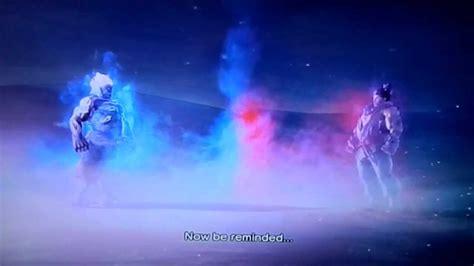 Street Fighter X Tekken Akuma Ending English Youtube