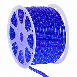Blue, Led, Rope, Light